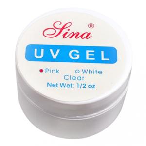 Гель однофазный Jina (розовый), 15мл