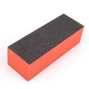 Блок шлифовальный 3-х сторонний оранжевый