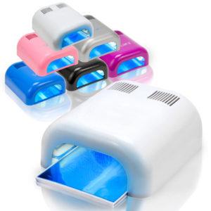 УФ и LED Лампы для наращивания гелем и гель-лаком