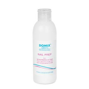 Обезжириватель и средство для снятия липкого слоя Domix Nail Prep 2 в 1, 200 мл
