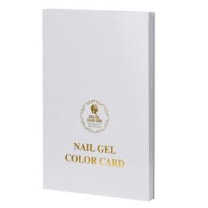 Дисплей-книжка для образцов лаков (гель-лаков), 308 цв