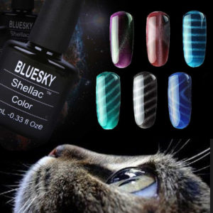 Bluesky Cats Eye