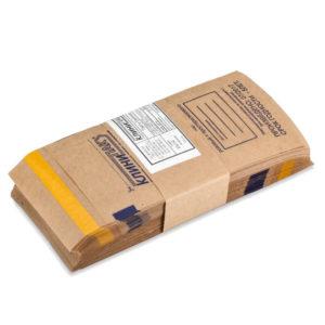 Крафт-пакеты для стерилизации 80х150мм КлиниПак