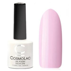 Гель-лак CosmoLac №003 приглушенный розовый, 7.5 мл