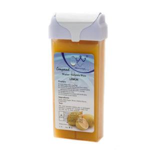 Воск для депиляции в картридже роликовый Konsung Beauty, Лимон, 150г