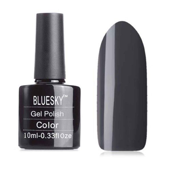 Гель-лак Bluesky №80531 цвета мокрого асфальта, 10 мл