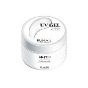 ruNail, Базовый УФ-гель (арт.3769), 15г