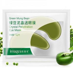 Images Green Mung Bean, Маска под глаза с бобами мунг, 7.5г