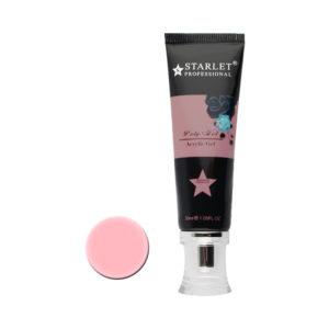 Полигель (акригель) Starlet Professional №06 камуфляж, 30 мл