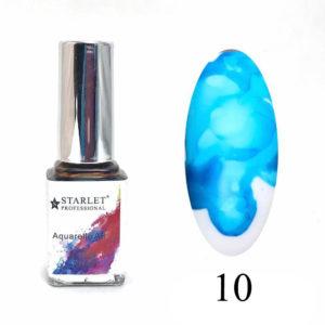 Акварельные капли Starlet Professional арт-10, 12мл
