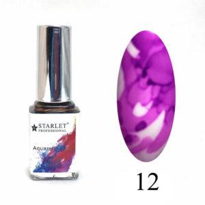 Акварельные капли Starlet Professional арт-12, 12мл