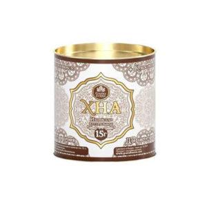 ХНА для бровей и биотату Grand Henna+кокосовое масло, Светло-коричневая, 15г