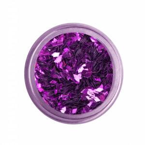 Ромбики для дизайна ногтей №17, Фиолетовый