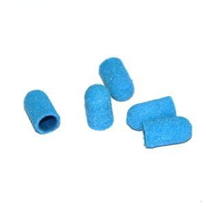 Колпачок абразивный, Синий 5х11мм, 180грит