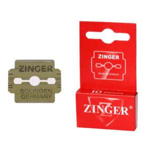 Лезвия для педикюрного станка Zinger, 10 шт