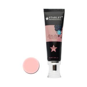 Полигель (акригель) Starlet Professional №05 камуфляж, 30 мл
