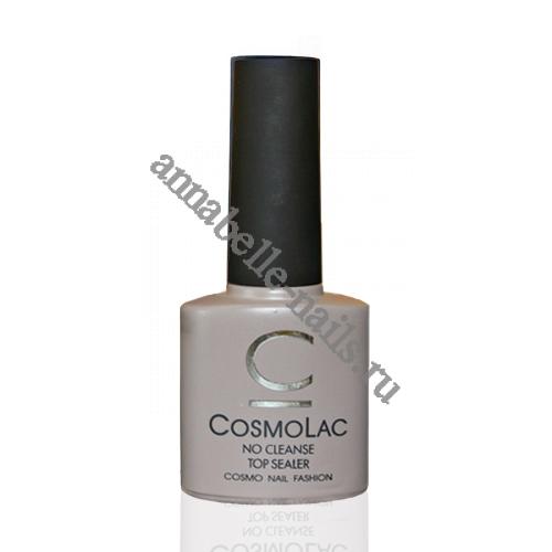 CosmoLac No Cleanse Top Sealer топ без липкого слоя, 14мл