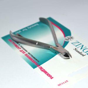 Кусачки маникюрные Zinger В001-FD, Однопружинные