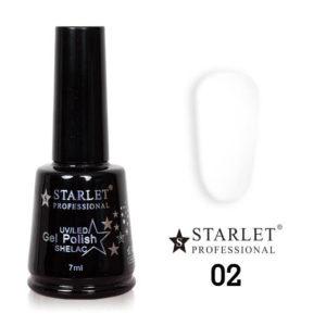 Гель-лак Starlet Professional №002 «Ангел»
