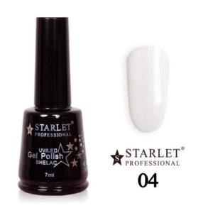 Гель-лак Starlet Professional №004 «Жемчужная пыль»