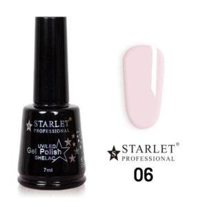 Гель-лак Starlet Professional №006 «Крем-брюле»