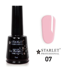 Гель-лак Starlet Professional №007 «Нежная роза»