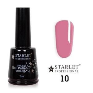 Гель-лак Starlet Professional №010 «Роза»