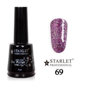 Starlet, Гель-лак №069 «Заветная шкатулка», 7мл