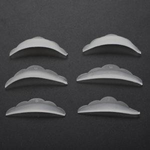 Набор валиков для ламинирования ресниц, 3 пары