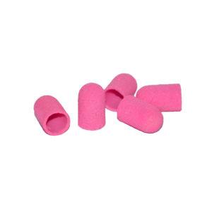 Колпачок абразивный, Розовый 7х13мм, 320грит