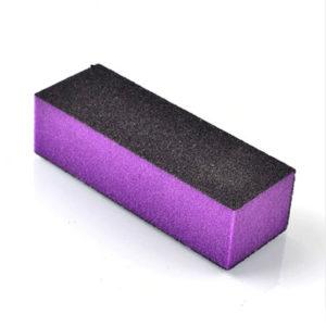 Блок шлифовальный 3-х сторонний, Фиолетовый