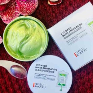Siayzu Raioceu, Гидрогелевые патчи Eye Mask Moist Amino Acids