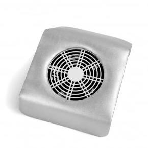 Настольный пылесос для маникюра 30W, Серебро