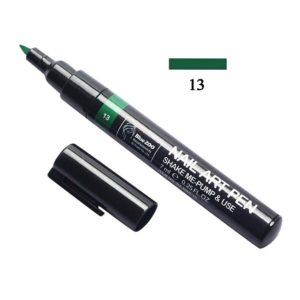 Nail Art Pen, Маркер для дизайна ногтей №13, 7мл