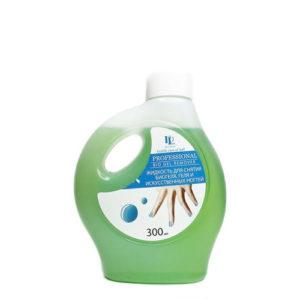 De Lakrua, Жидкость для снятия биогеля, геля и искусственных ногтей, 300млDe Lakrua, Жидкость для снятия биогеля, геля и искусственных ногтей, 300мл