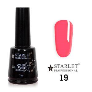Starlet, Гель-лак №019 «Розовые очки», 7мл