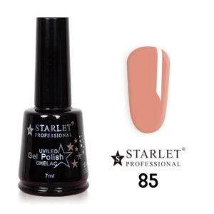 Starlet, Гель-лак №085 «Персиковый зефир», 7мл