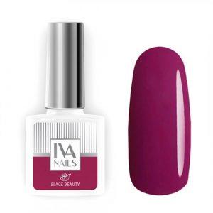 IVA Nails, Гель-лак Black Beauty №01, 8мл