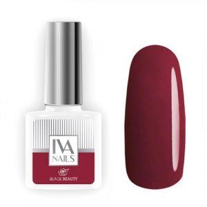 IVA Nails, Гель-лак Black Beauty №03, 8мл