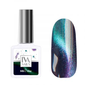IVA Nails, Гель-лак Milky Way №02, 8мл