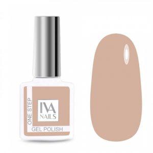 IVA Nails, Гель-лак One Step №01, 8мл