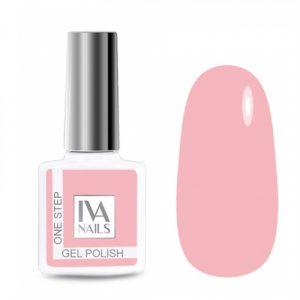IVA Nails, Гель-лак One Step №02, 8мл