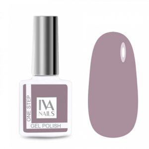 IVA Nails, Гель-лак One Step №08, 8мл