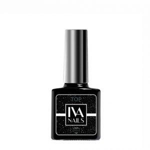 IVA Nails, Top Gloss Топ без липкого слоя, 8мл