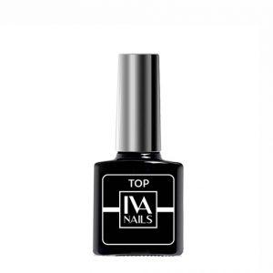 IVA Nails, Top Matte Матовый топ, 8мл