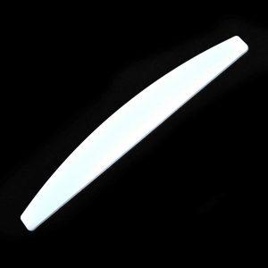JN, Основа-пилка для сменных абразивов Полумесяц, пластиковая белая