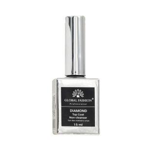 GF, Топ без липкого слоя Diamond Non-cleanser, 15мл